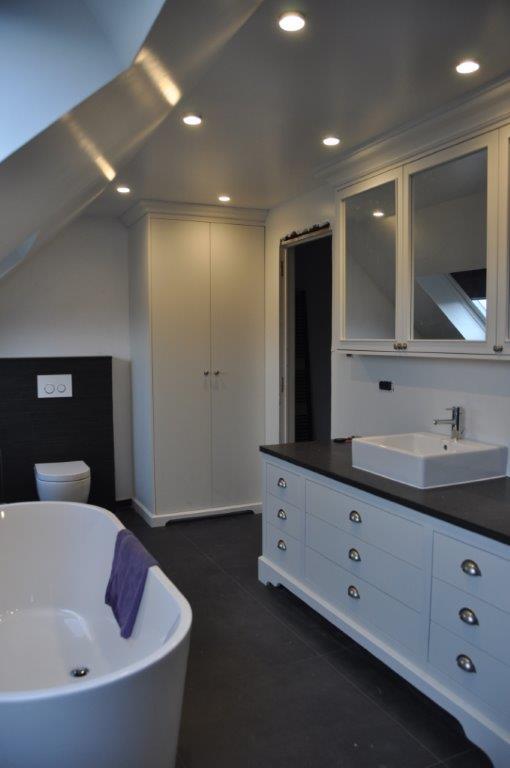 Denys interieur badkamer nieuwbouw denys for Interieur badkamer