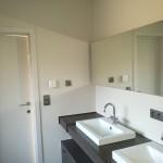 interieur badkamer nieuwbouw